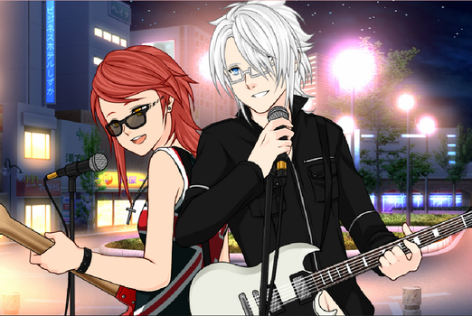 Mystyle Rock-Band by TD886