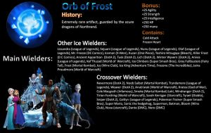 Orb of Frost by Aikijoco