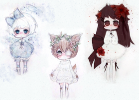 [ CLOSED | AUCTION ] Traditional Winter Babs by ghousu
