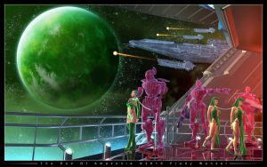 The End of Amazonia by Fredy3D