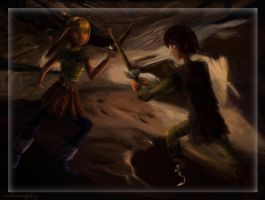 Swordplay: Hiccup and Astrid (HTTYD2 webnovel ch7) by inhonoredglory