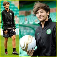 Soccer player Louis by Namine24