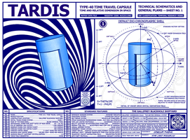 TARDIS Technical Schematics Page 1 (Brachki Style) by Time-Lord-Rassilon