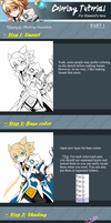 [Elsword] Coloring Tutorial - part 1 - by ClairSH