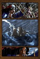 Blackbeard Legacy 1 page 2 by oICEMANo