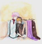 yet again they are sleeping by AnitaCristi