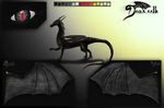 Drak'rrth Reference by RunicDawn