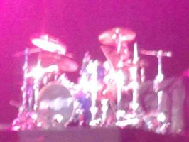 Drummer from Skillet by TheifToASlave