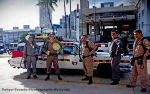 Hawaiian Ghostbusters 2 by Tokyo-Trends