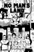 No Man's Land #3 Possible Cover by ctwin