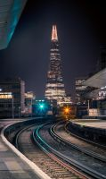 Next Stop: The Shard by Mark-Fisher-Photos