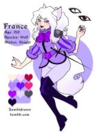 France by zambicandy