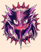 Haunter by RetkiKosmos