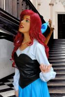 Ariel  Cosplay by BabiSparrow