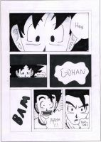 Dragonball Z Underground: Page 5 by nial09