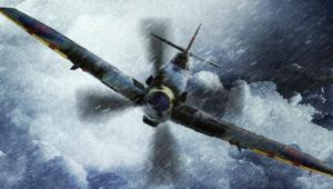 PSP Wallpaper Spitfire by jonmusk