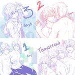 Sketches: Free! Countdown by minibru
