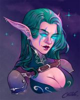 Lorelli - Commission by CrystalCurtis