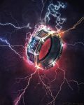 Lightning Ring by Matteodealmasy