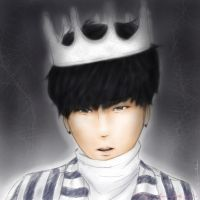Yesung - Shadows of Royalty by Lanaleiss