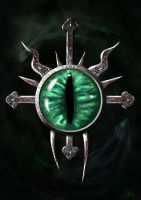 Amulet of the Dark Ones by Aon616