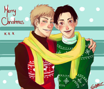 Christmas Sweaters by politemaniac