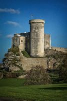 chateau de guillaume Falaise by hubert61