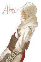 Altair by Silverwing100