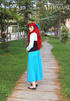 Ariel - The Little Mermaid cosplay by onlycyn