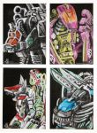 Zoids Card Set 1 by SakuraBomb