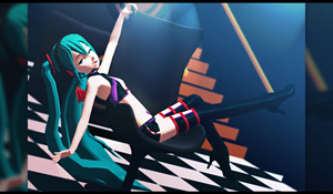_MMD_ Sweet devil by xXHIMRXx