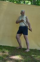 2015-06-10 Bow Poses 09 by skydancer-stock