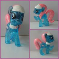 ( MLP ) Lotus Blossum Glittery Blind Bag Toy by KrazyKari