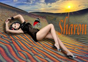 Sharon by TACOLIN2010