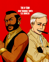 The A-Team : 1983 (2) by hasze