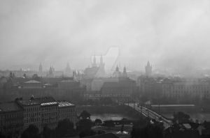 Obscured Old Town by VTAL