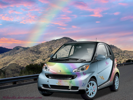 Rainbow smart by Miha3lla