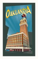 Oaklandia! by MercenaryGraphics