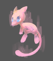 Mew by sweating