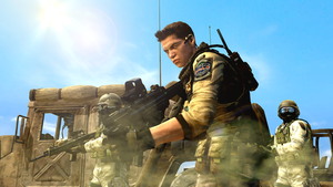 Piers Nivans early days in BSAA by LordHayabusa357