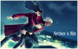 Archer x Rin ID by Archer-x-Rin
