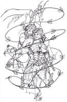 Soul Caliber - The Edge of Soul - Pen by TheEndofOurLives