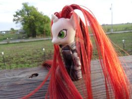 FemShep Pony by CustomsByKatika