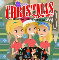 TDI's Christmas Girls 6TEENCLONED by daanton