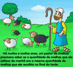 O pastor e as ovelhas by Fificat