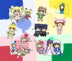 Shugo Chara: Transformation by 1xbluebellx1