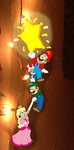 Super Mario 3D world by ashlee1203