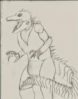 Conner the Croc by Bryan-the-dragon