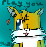 .:Tails Doll play you gladly?:. by AkitoBlackNightmare