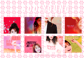 Sooyoung Icons by Denimtrans